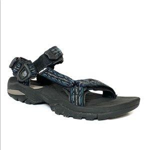 Teva Men's Hook & Loop Hiking Water Sandals 11
